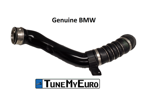 BMW X5 35D Charge Air Pipe - Driver's Side Assembly - 11618506079