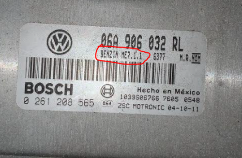 ME7 Series ECU VW Immobilizer Delete