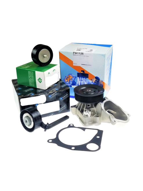 X5 35d Pulley Kit