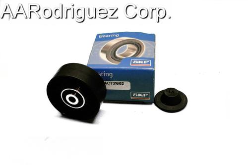SKF Idler Pulley for VW & Audi 1.9 ALH TDI 1999-2003 Genuine OEM 038145276