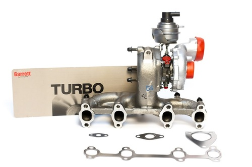 Garrett VNT17 Turbo for BEW engines - Rated for 170 WHP (AAR480)