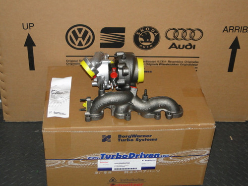 MK5 MK6 TDI Stock Turbo made by Borg-Warner Turbocharger fits CBEA and CJAA