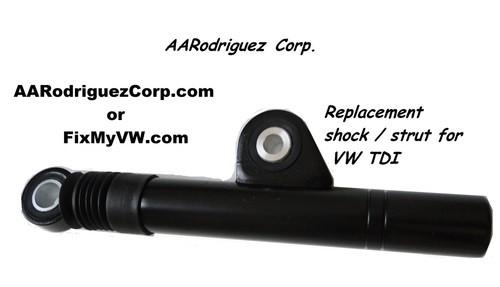 Replacement Strut for Serpentine Belt Tensioner VW ALH TDI 038903315C - Damper