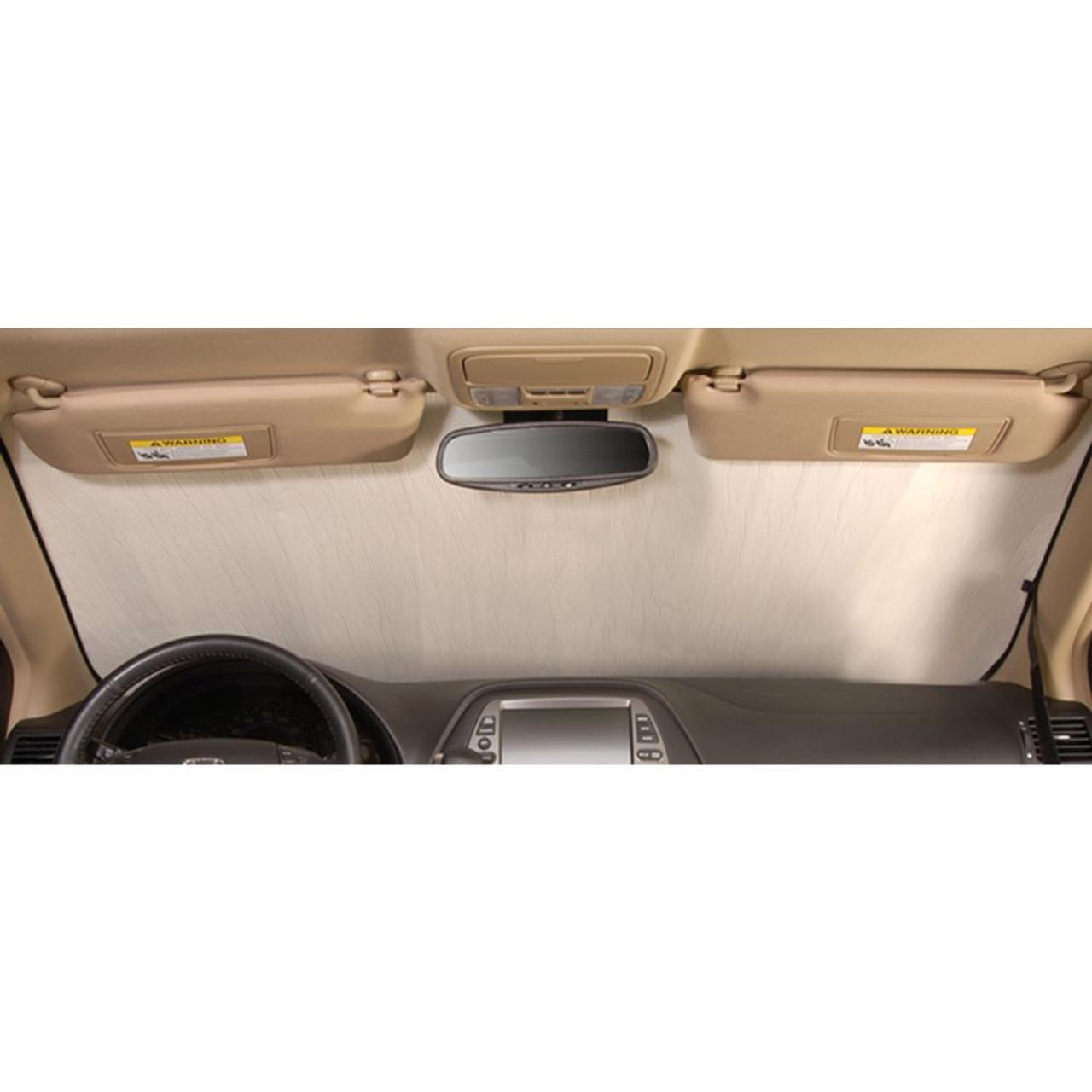 Intro-Tech Automotive Custom Sun Shade - Gold MD-53-G
