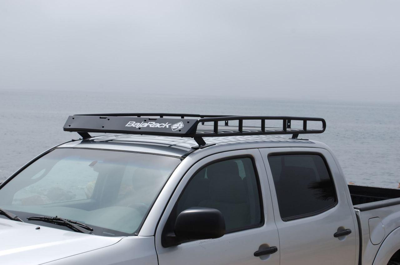 Bajarack 2005 2018 Toyota Tacoma Standard Basket Roof Rack No Drill Driver Mods