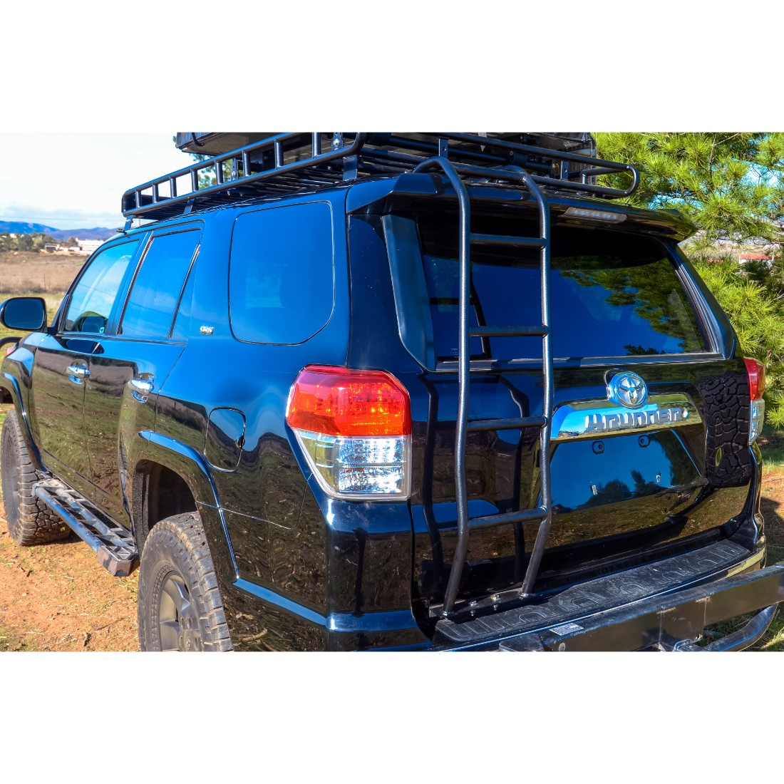 Bajarack Rear Ladder For Toyota 2010 2018 4runner Gen 5
