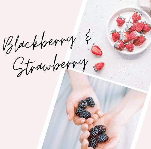 Blackberry & Strawberry