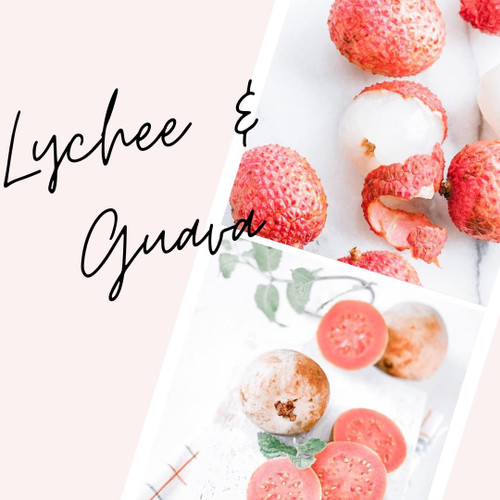 Lychee & Guava