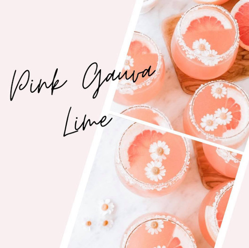 Pink Guava Lime