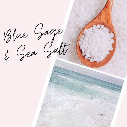 Blue Sage & Sea Salt