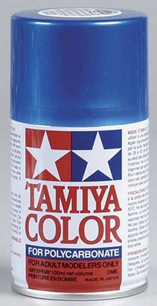 Tamiya Metal Blue Rc Car Truck Body Spray Paint