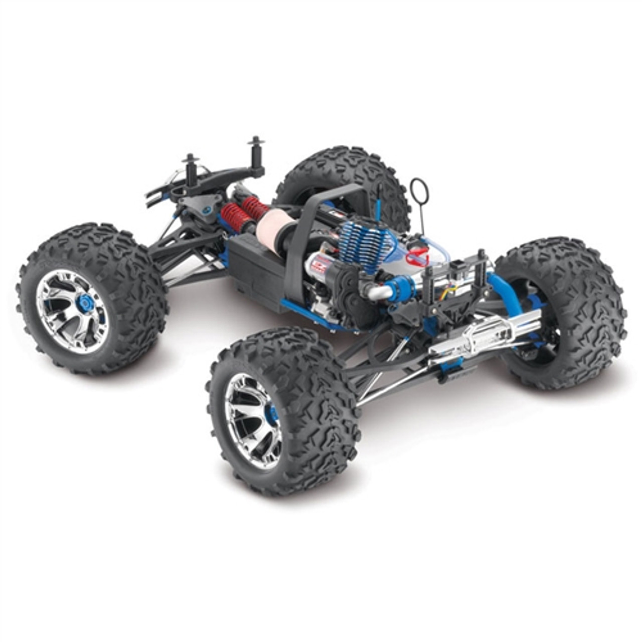 Traxxas Revo 3 3 Nitro 4wd Rc Monster Truck