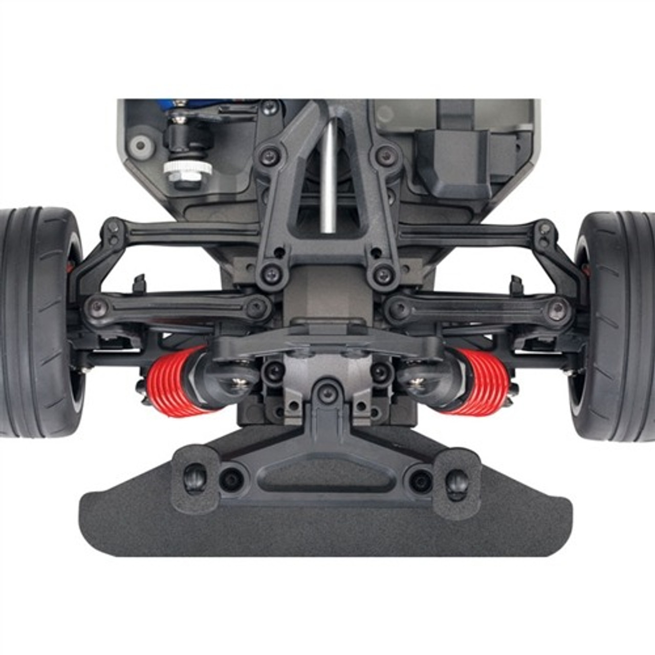 12 Turn Motor 4-Tec 2.0 1//10 Scale AWD Chassis with TQ 2.4GHz Radio 30+MPH
