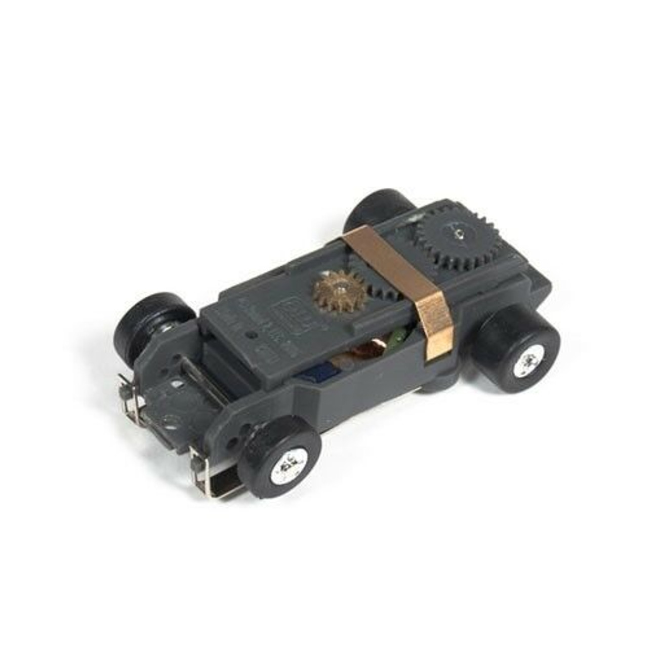 NEW Auto World X-Traction Ultra-G Complete Replacement HO Slot Car Chassis