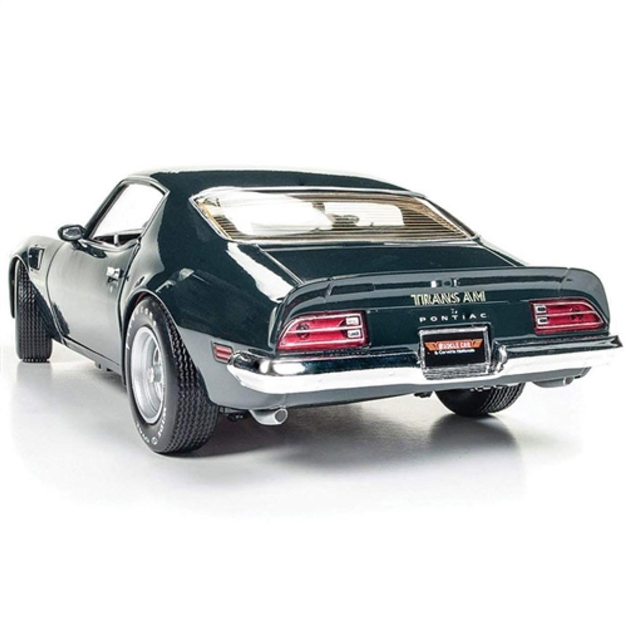 Auto World 1 18 Diecast 1973 Pontiac Firebird Trans Am Mcacn