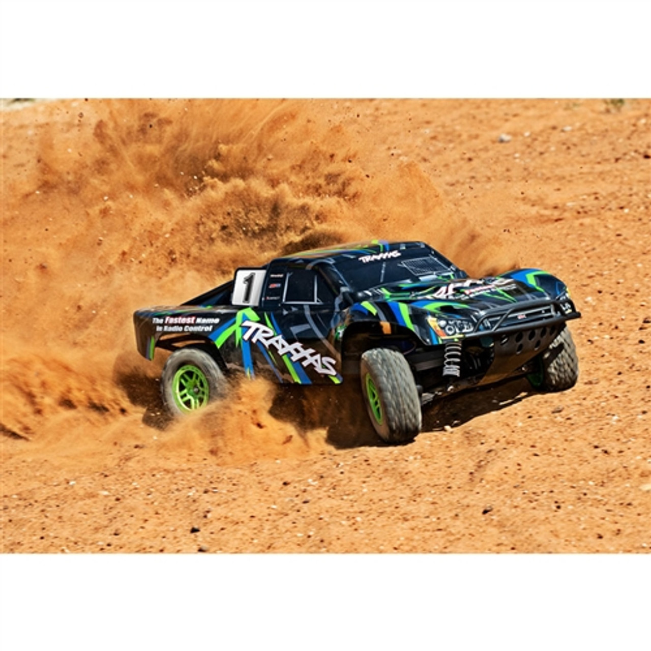 Traxxas Slash 4x4 Brushed Short Course Truck Rtr