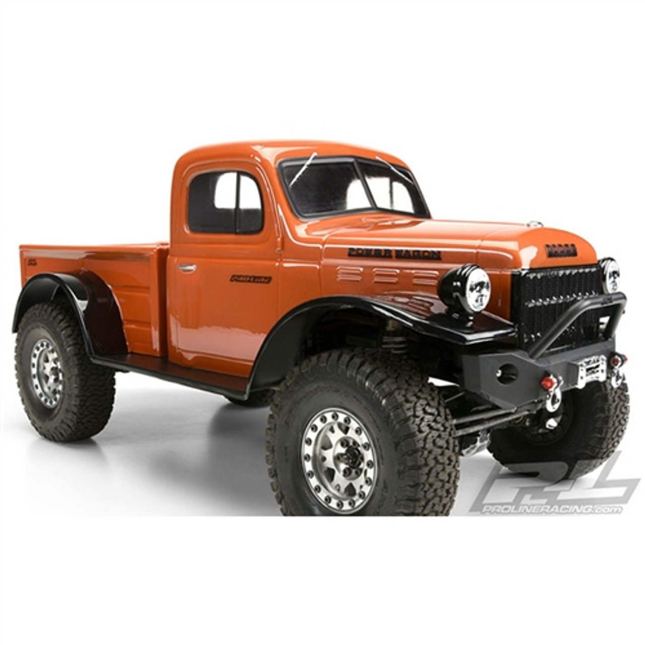 Pro Line 1946 Dodge Power Wagon Body For 12 3 Wb