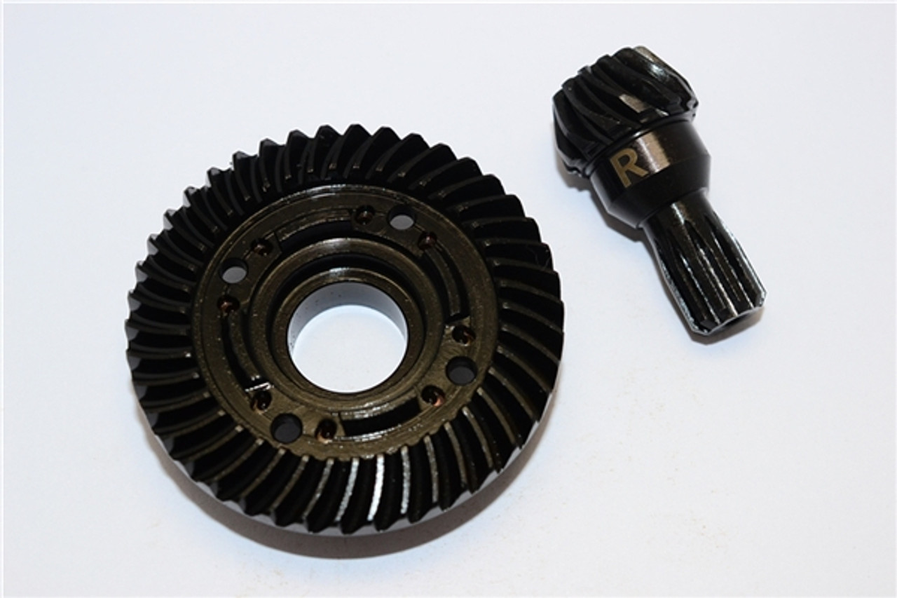 differential Traxxas Ring gear machined, spiral cut differential// pinion gear