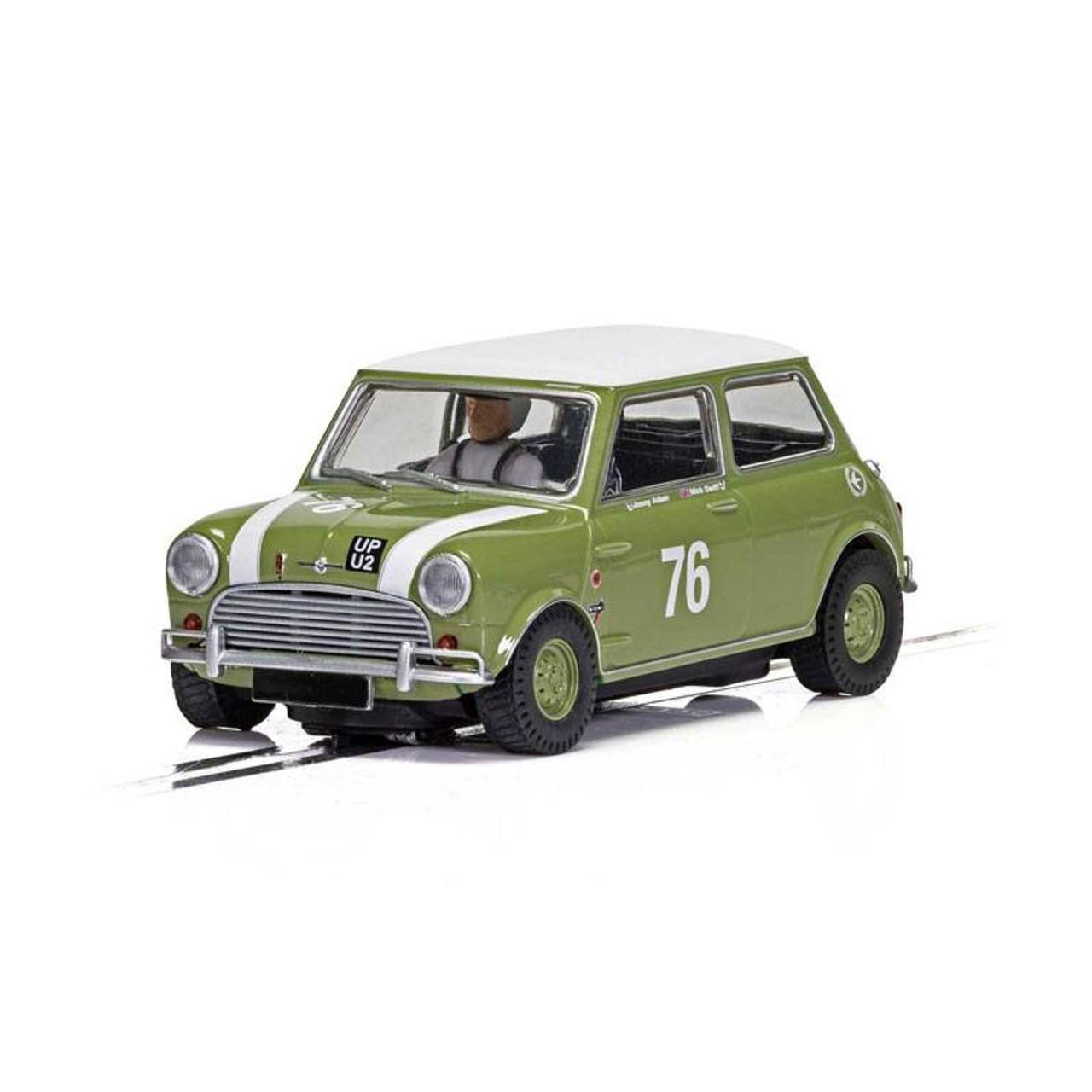 Scalextric 1:32 Scale Mini Countryman WRC Slot Car