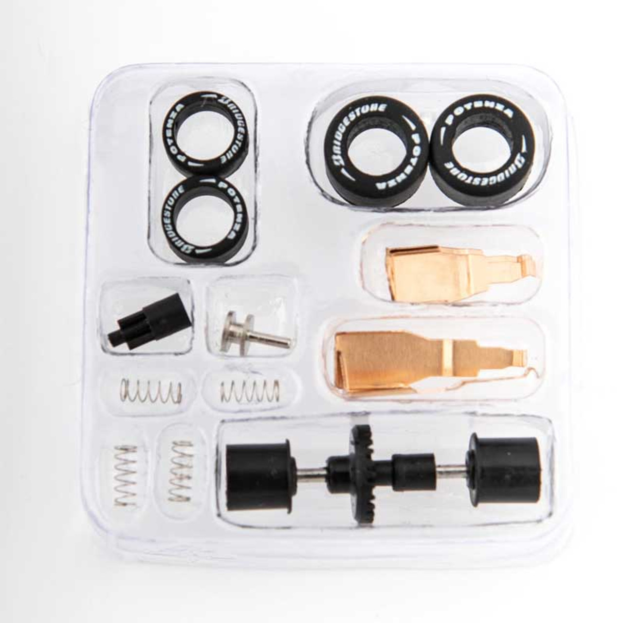 AFX Mega G Long pickup Tune-up Kit w// rear gear assy