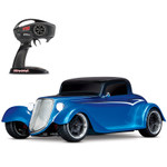 Traxxas 4-Tec 3.0 Factory Five '33 Hot Rod Coupe w/LED Lights (93044-4)