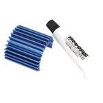 Traxxas Aluminum Heat Sink, Blue: 1/16 VXL Models