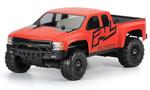 Pro-Line Chevy Silverado HD Short-Course Truck Body for Slash & SC10