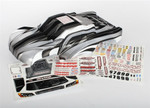 Traxxas Prographix Painted Body for Slash 2WD & 4x4