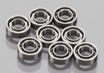 LaTrax Alias Quadcopter 3x6x2mm Bearings (8)