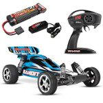 Traxxas Bandit XL-5 RTR 1/10 RC Buggy w/Battery & Fast Charger (24054-1)