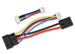 Traxxas iD LiPo Battery Charging Adapter for non-iD Chargers