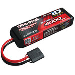 Traxxas 4000mAh 25C 11.1V 3S 3-Cell LiPo Battery w/iD Connector