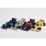 AFX Super International 4-Lane Mega G+ HO Slot Car Track Set w/Tri-Power System