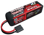 Traxxas 8400mAh 11.1V iD LiPo 3S 3-Cell 25C Battery w/iD Connector