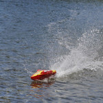 """Pro Boat Recoil 17"""" Self-Righting Deep V Brushless Electric RTR RC Boat"""