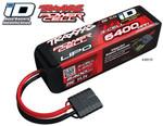 Traxxas 6400mAh 25C 11.1V 3S 3-Cell iD LiPo Battery