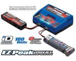 Traxxas EZ-Peak Dual iD NiMH & LiPo Battery Charger 100W