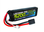 Lectron Pro 11.1V 3S 5200mAh 50C LiPo Battery w/Traxxas Connector