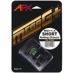 AFX Mega G+ HO Slot Car Short Rolling Chassis