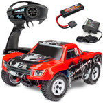 LaTrax 1/18 Desert Prerunner 4WD Electric RTR RC Truck w/Red Body