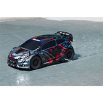 Traxxas Ford Fiesta ST Rally 1/10 4WD Brushed RTR