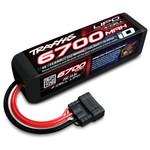 Traxxas 14.8V 4S 6700mAh LiPo w/ID Connector (2890X)