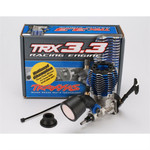Traxxas TRX 3.3 Engine w/Pull-Start (IPS Shaft)