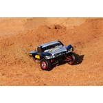 Traxxas Slash 1/16 4x4 Short Course RTR RC Truck w/Battery & Quick Charger