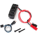 Traxxas TRX-4 Power Supply & Wiring Harness for LED Lights