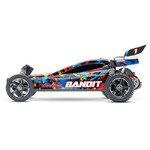 Traxxas Bandit XL-5 RTR 1/10 RC Buggy (no battery/charger)
