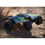 Traxxas E-Revo 2 VXL Brushless RC Monster Truck w/TSM Stability Management