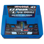 Traxxas EZ-Peak Live Dual ID Charger 200W for LiPo & NiMH