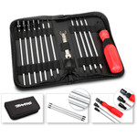 Traxxas Tool Set w/Pouch - Hex Drivers, Screw Drivers, Nut Drivers & Wrench