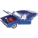 Auto World 1:18 Diecast 1969 Dodge Coronet R/T Hardtop (50th Anniversary)